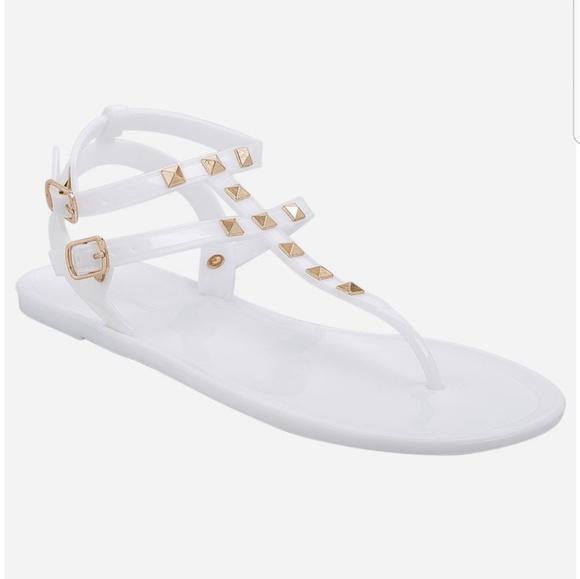 Ashley Stewart Shoes | Studded Jelly